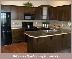 Kitchen - Senior Housing High River, AB